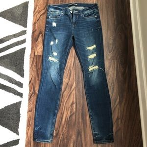 Express Jeans - Express Mid Rise Jean Size 2